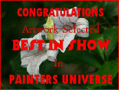 Best in Show October 2010 Painters Universe
