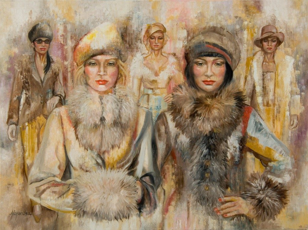 Angels of the Catwalk – Moscow